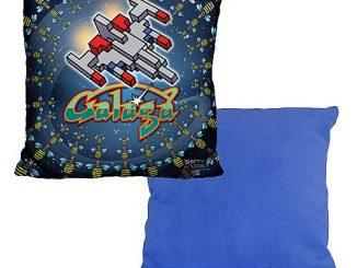 Galaga Pillow