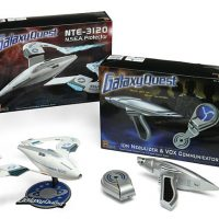 Galaxy Quest Model Kits