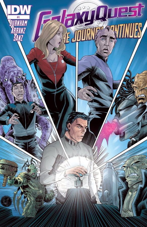 Galaxy Quest The Journey Continues 1