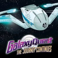 Galaxy Quest The Journey Continues Comic Book