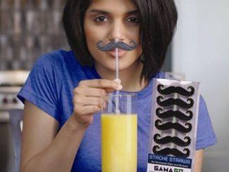 Gamago Stache Straws