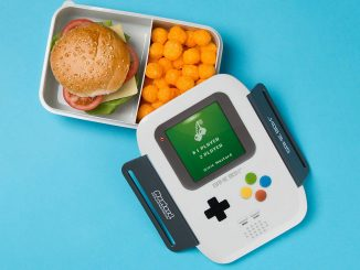 Game Box Retro Console Lunch Box