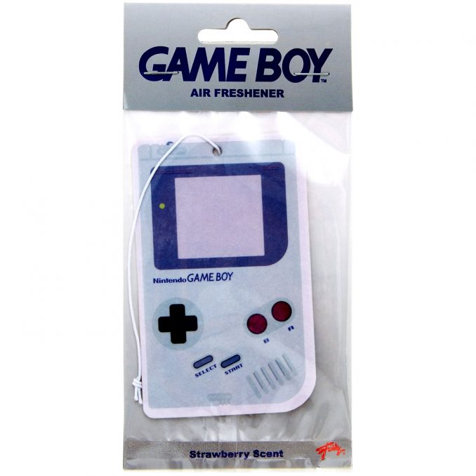 Game Boy Air Freshener