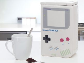 Game Boy Coffee Canister