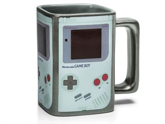Game Boy Heat Change Molded Mug