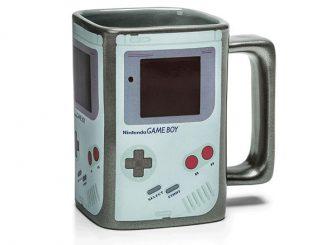 Game Boy Heat Change Molded Mug
