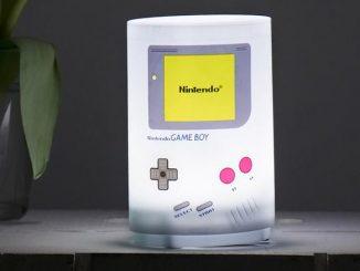 Game Boy Night Light