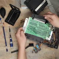 Game Console & Electronics Refurbishing Kit