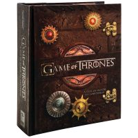 Game Of Thrones: A Pop Up Guide To Westeros Book Cover