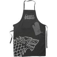 Game Of Thrones House Stark Oven Mitt Apron Set