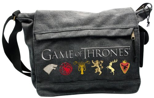 Game Of Thrones Large Messenger Bag
