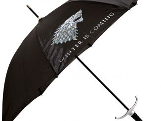 Game Of Thrones Longclaw Stark Umbrella