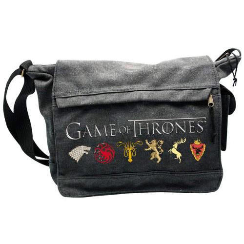 Game Of Thrones Large Messenger Bag GeekAlerts