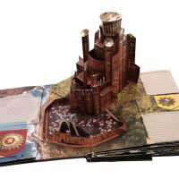 Game Of Thrones: Pop Up Guide To Westeros