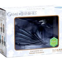 Game Of Thrones Wight Viserion Titans Figure Box