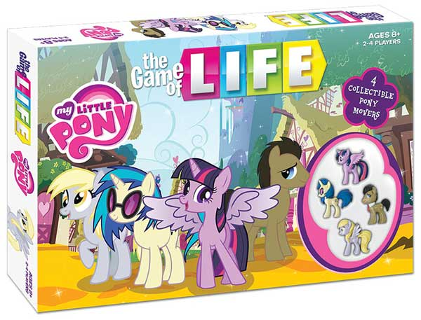 Game of Life My Little Pony