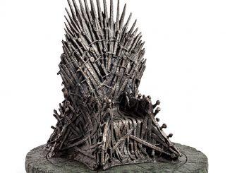 Game of Thrones 1 6 Iron Throne Replica