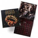 Game of Thrones 2014 Calendar