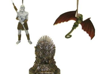 Game of Thrones 4 14-Inch Figural Ornament Set