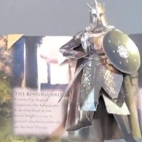Game of Thrones A Pop-Up Guide to Westeros Kingsguard