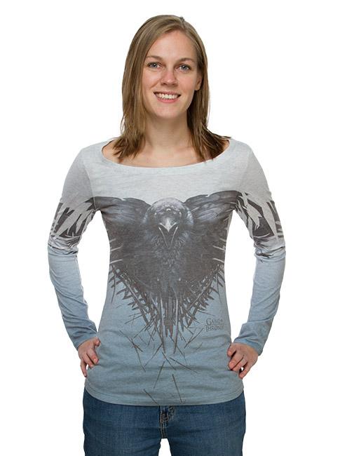 Game of Thrones All Men Must Die Ladies Long-Sleeve Shirt