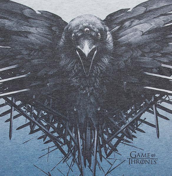 Game of Thrones All Men Must Die Ladies Long-Sleeve T-Shirt