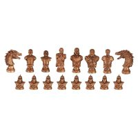 Game of Thrones Chess Set Westeros Pieces