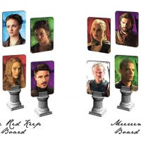Game of Thrones Clue Suspects