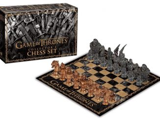 Game of Thrones Collectible Chess Set