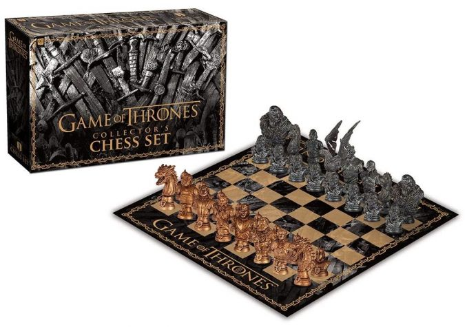 Game Of Thrones Collector S Chess Set