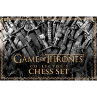 Game of Thrones Collector's Chess Set Box
