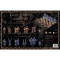 Game of Thrones Collector's Chess Set Box Back