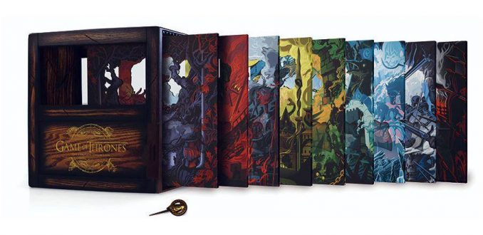 Game of Thrones Complete Collection Blu-ray