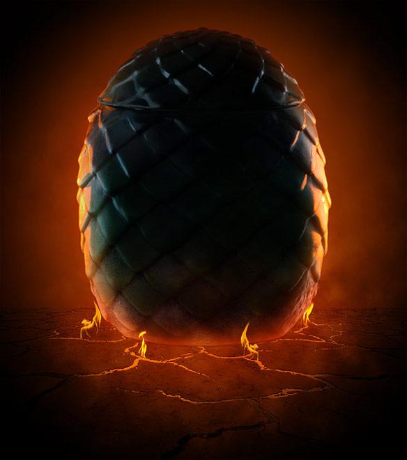 Game of Thrones Cookie Jar