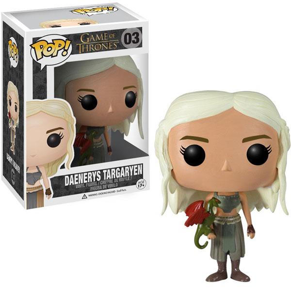 Game of Thrones Daenerys Targaryen POP! Figure