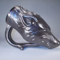 Game of Thrones Dire Wolf Drinking Horn