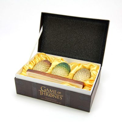 Game of Thrones - Dragon Egg Salt & Pepper Shakers