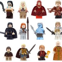 Game of Thrones Dragon Sword Fighter Force Figures