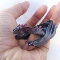 Game of Thrones Drogon Baby Dragon Ring