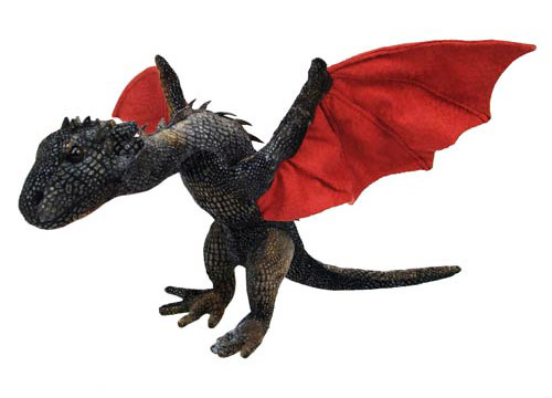 Game of Thrones Drogon Plush Toy