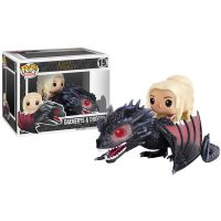 Game of Thrones Drogon Pop Vinyl Vehicle with Daenerys Figure