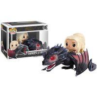 Game of Thrones Drogon Pop Vinyl Vehicle with Daenerys Figure