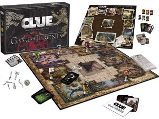 Game of Thrones Edition Clue