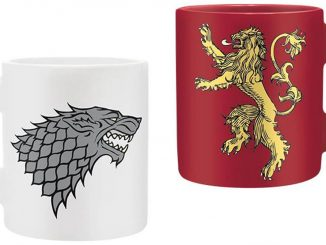 Game of Thrones Espresso Mugs