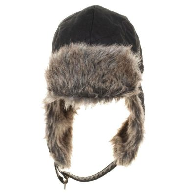 Game of Thrones Faux Fur Trapper Hat Front