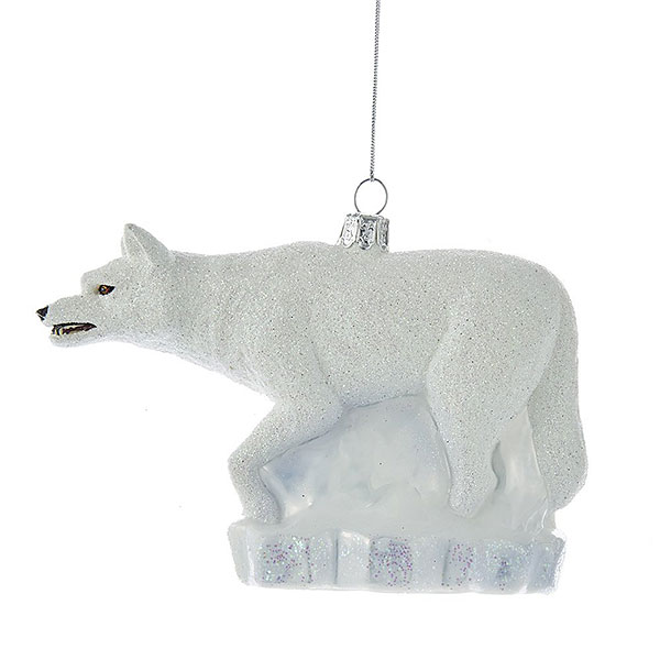 Game of thrones ghost ornament for Game of thrones christmas gifts 2016