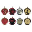 Game of Thrones House Crest 3-Inch Ornament 4-Pack