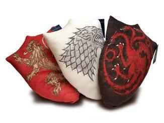 Game of Thrones House Sigil Throw Pillow Set