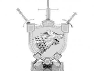 Game of Thrones House Stark Sigil Metal Model