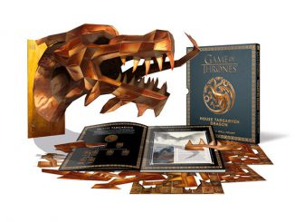 Game of Thrones House Targaryen Paper Mask Book